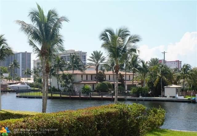 301 Golden Isles Dr #202, Hallandale, FL 33009 (MLS #F10202164) :: Green Realty Properties