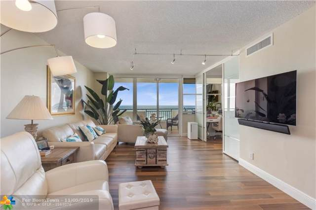 3180 S Ocean Dr #504, Hallandale, FL 33009 (MLS #F10202193) :: Green Realty Properties