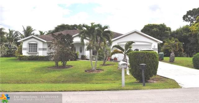 3357 SE East Snow Road, Port Saint Lucie, FL 34984 (#F10202207) :: Harold Simon | Keller Williams Realty Services
