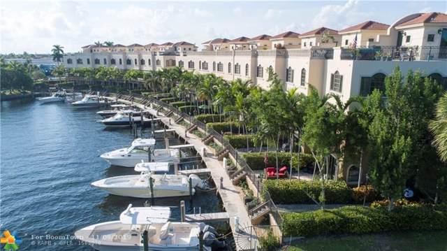 2272 SE 7th St #2722, Pompano Beach, FL 33062 (MLS #F10202239) :: RICK BANNON, P.A. with RE/MAX CONSULTANTS REALTY I