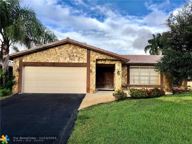 8535 Shadow Wood Blvd, Coral Springs, FL 33071 (MLS #F10202295) :: Berkshire Hathaway HomeServices EWM Realty