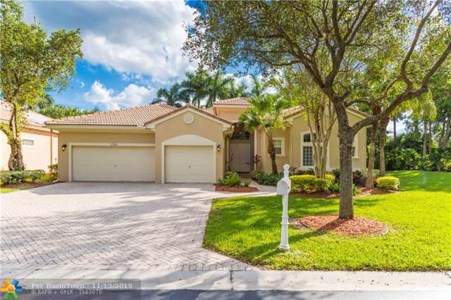 12350 NW 8th Pl, Coral Springs, FL 33071 (MLS #F10202324) :: Berkshire Hathaway HomeServices EWM Realty