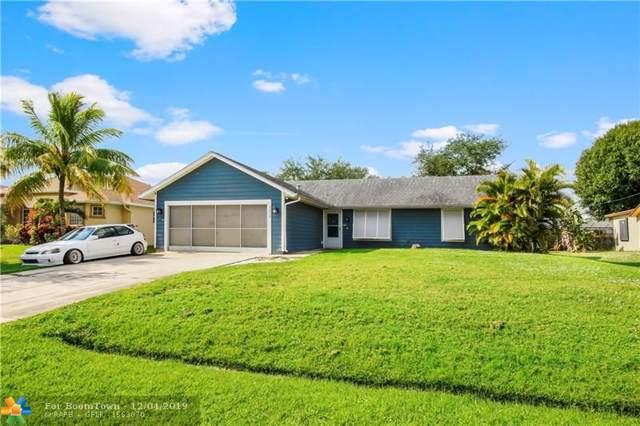 2450 SW Lafayette Street, Port Saint Lucie, FL 34953 (MLS #F10202331) :: Berkshire Hathaway HomeServices EWM Realty