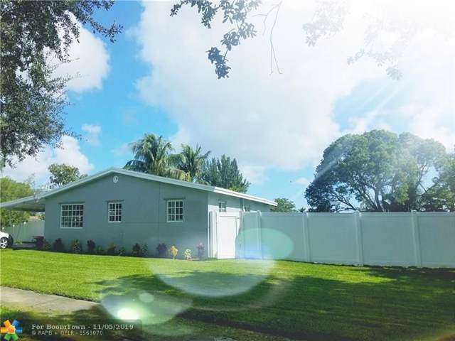 3351 SW 40th Ave, West Park, FL 33023 (MLS #F10202350) :: Green Realty Properties