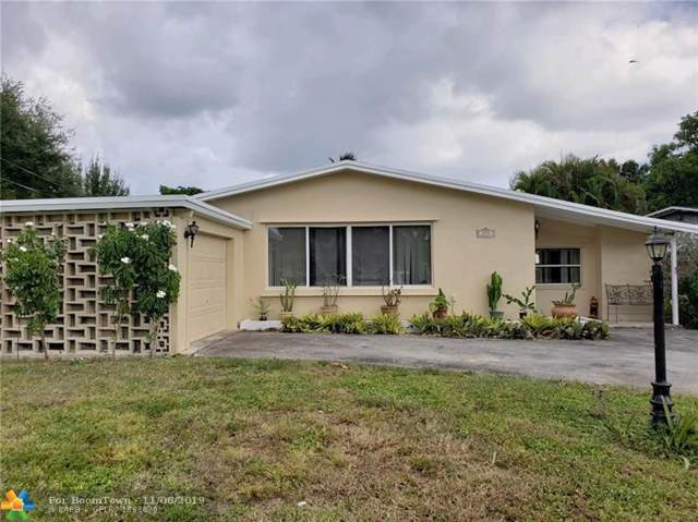 414 NW 48th Ter, Plantation, FL 33317 (MLS #F10202360) :: RICK BANNON, P.A. with RE/MAX CONSULTANTS REALTY I