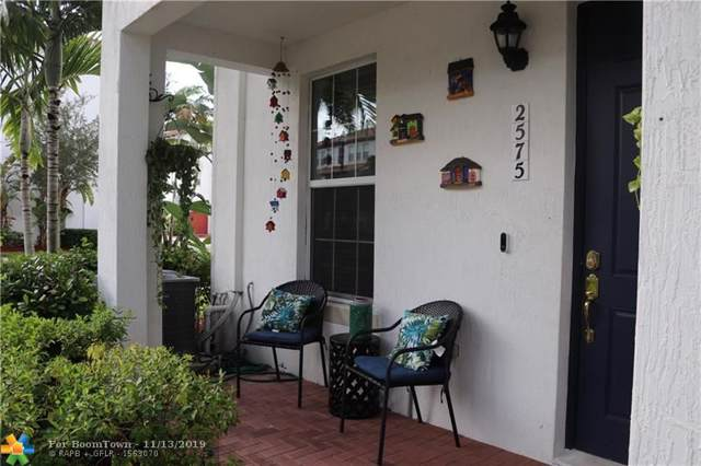 2575 SW 119th Way #2575, Miramar, FL 33025 (MLS #F10202406) :: Lucido Global