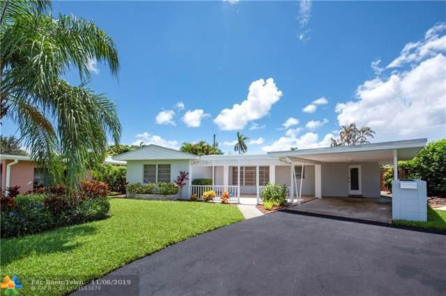 816 NW 29, Wilton Manors, FL 33311 (MLS #F10202520) :: The O'Flaherty Team