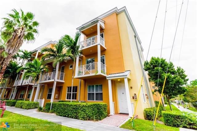 1301 SW 4th St #1301, Fort Lauderdale, FL 33312 (MLS #F10202574) :: Green Realty Properties