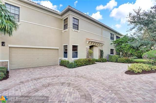 7643 Old Thyme Ct 6C, Parkland, FL 33076 (MLS #F10202644) :: The O'Flaherty Team