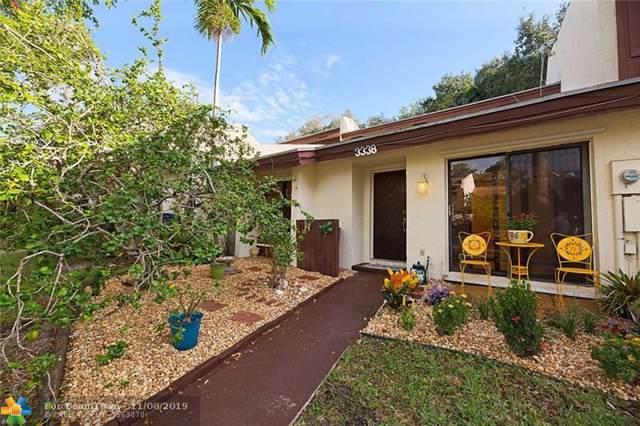 3338 Oak Dr #3338, Hollywood, FL 33021 (MLS #F10202677) :: Green Realty Properties