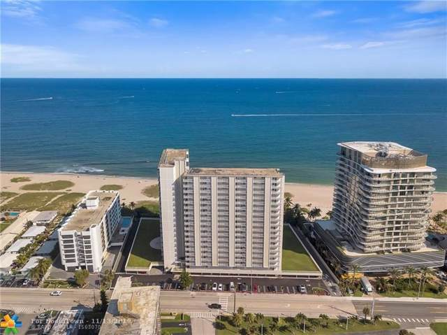 750 N Ocean Blvd #1810, Pompano Beach, FL 33062 (MLS #F10202854) :: The Paiz Group