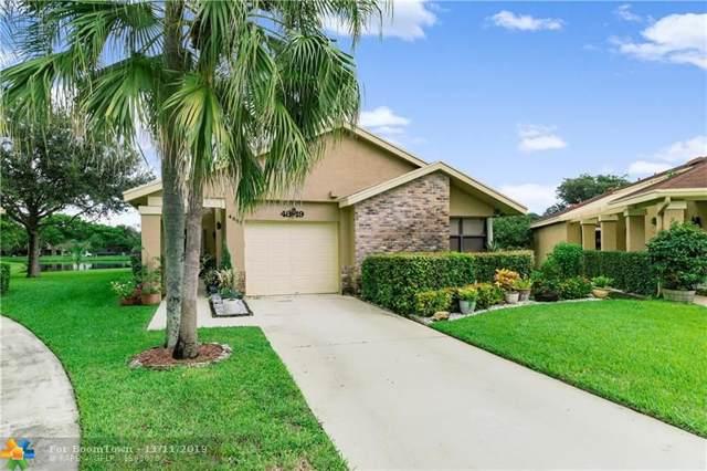 4819 Calamondin Cir, Coconut Creek, FL 33063 (MLS #F10202911) :: Berkshire Hathaway HomeServices EWM Realty