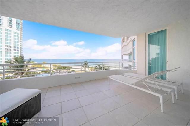 1700 S Ocean Blvd 6C, Lauderdale By The Sea, FL 33062 (MLS #F10202933) :: The O'Flaherty Team