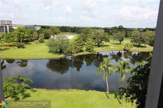 3499 Oaks Way #604, Pompano Beach, FL 33069 (MLS #F10202975) :: Berkshire Hathaway HomeServices EWM Realty