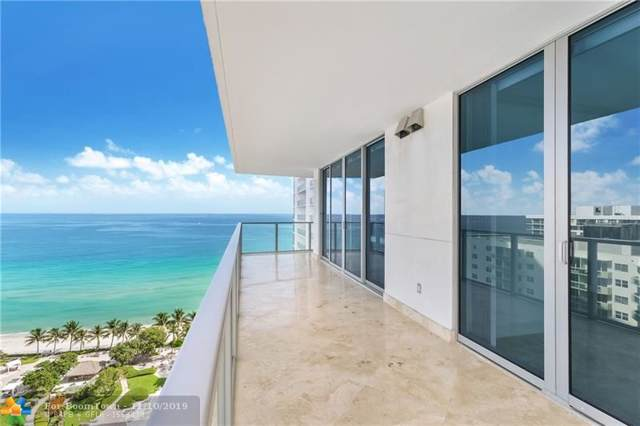 3101 S Ocean Dr #1801, Hollywood, FL 33019 (MLS #F10202981) :: RICK BANNON, P.A. with RE/MAX CONSULTANTS REALTY I
