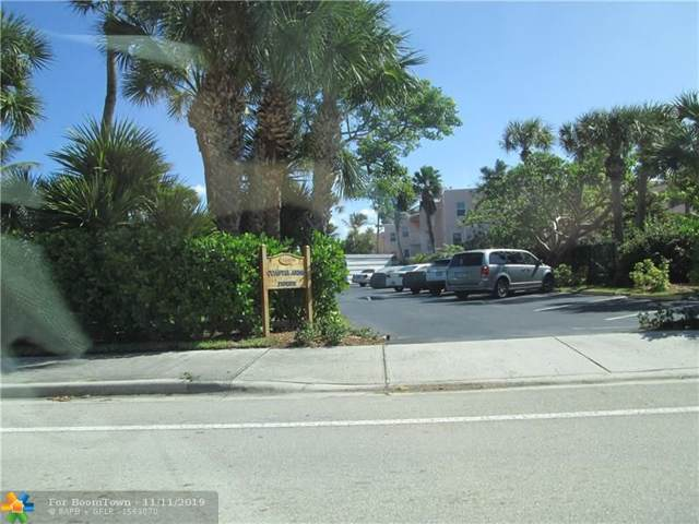 1410 S Ocean Blvd 2S, Pompano Beach, FL 33062 (MLS #F10202984) :: The O'Flaherty Team