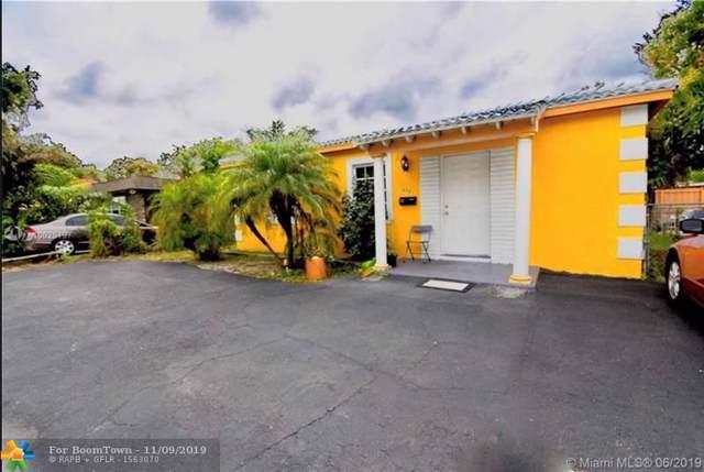 1433 N Andrews, Fort Lauderdale, FL 33311 (MLS #F10203005) :: Green Realty Properties