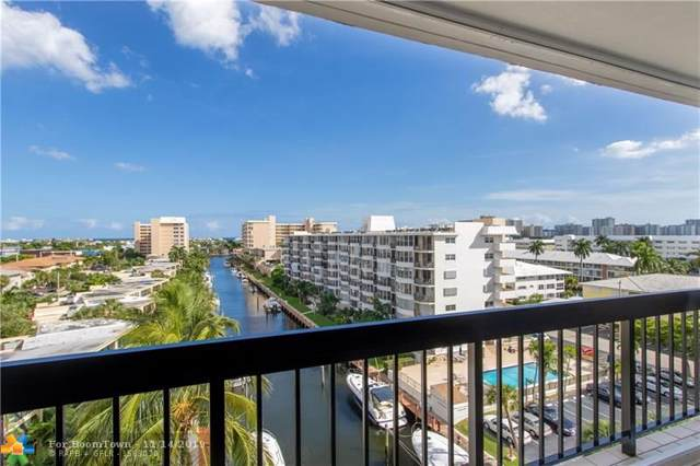 4800 Bayview Dr #803, Fort Lauderdale, FL 33308 (MLS #F10203021) :: Green Realty Properties