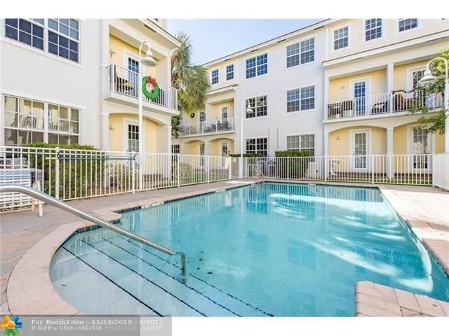 821 Old Florida Trl #821, Wilton Manors, FL 33334 (MLS #F10203070) :: The O'Flaherty Team