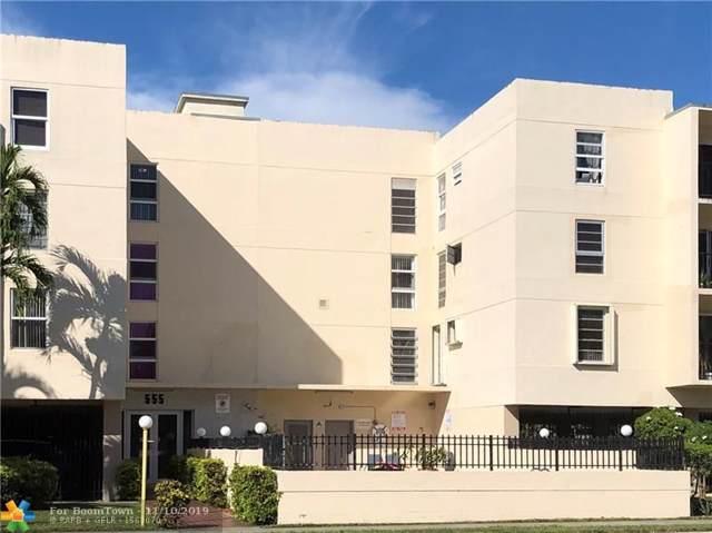555 NE 123rd St 303D, North Miami, FL 33161 (MLS #F10203074) :: Green Realty Properties