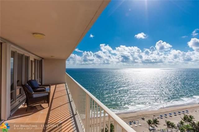 4100 Galt Ocean Dr #1608, Fort Lauderdale, FL 33308 (MLS #F10203077) :: GK Realty Group LLC