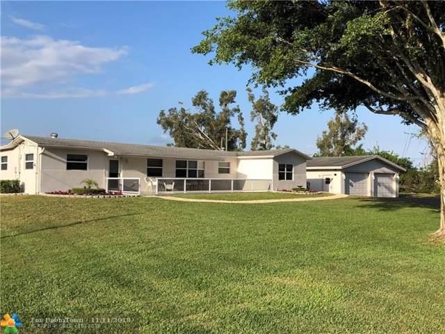 12401 SW Lake Rd, Davie, FL 33325 (MLS #F10203099) :: Green Realty Properties