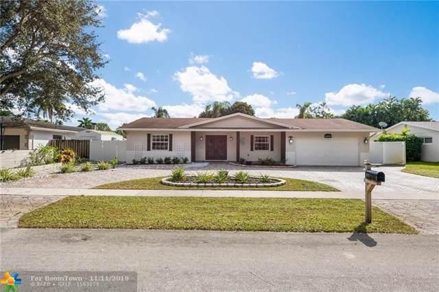 6930 SW 15th St, Plantation, FL 33317 (MLS #F10203114) :: Green Realty Properties
