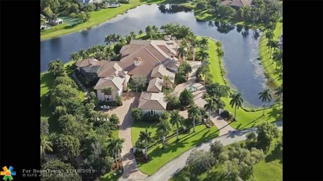 3305 Fairfield Ln, Weston, FL 33331 (MLS #F10203135) :: Green Realty Properties