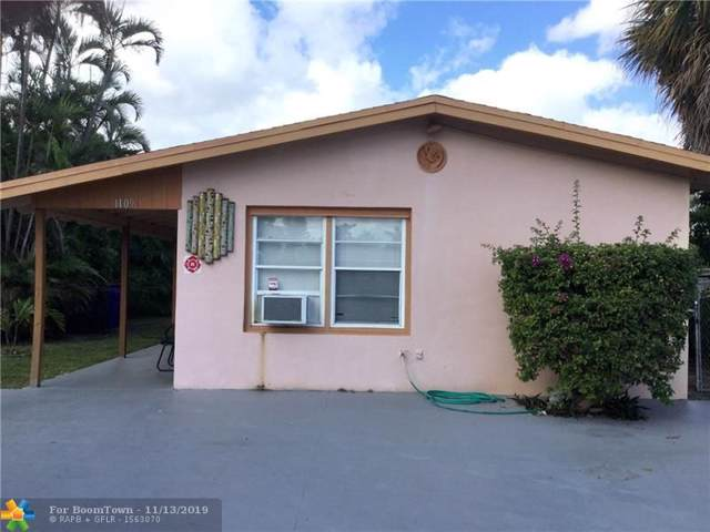 1109 NE 16th Ter #3, Fort Lauderdale, FL 33304 (MLS #F10203155) :: Best Florida Houses of RE/MAX