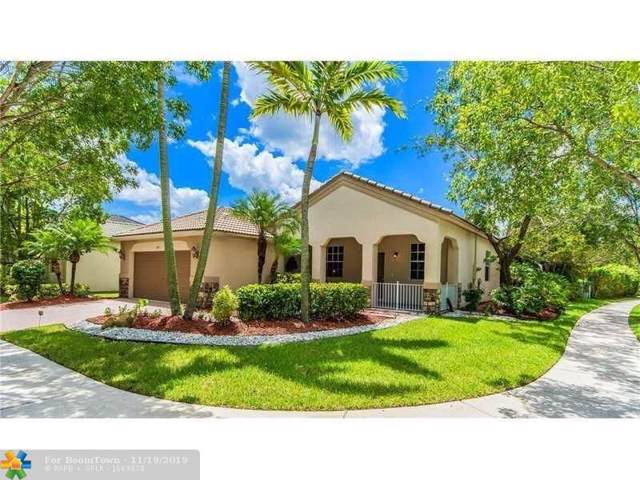732 Aster Way, Weston, FL 33327 (MLS #F10203171) :: Green Realty Properties
