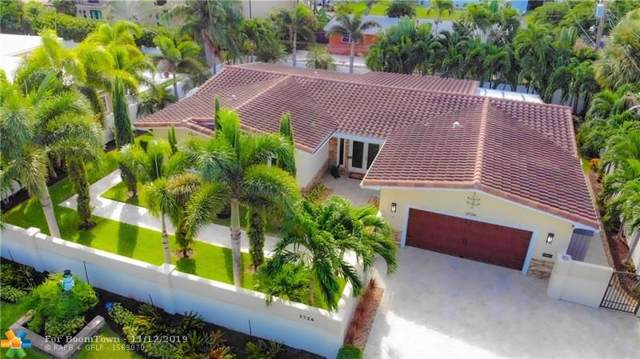 2726 NE 25th Pl, Fort Lauderdale, FL 33305 (MLS #F10203190) :: Green Realty Properties