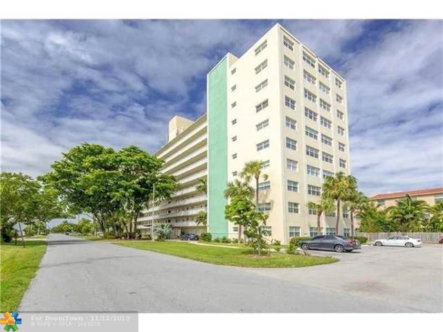 2555 NE 11TH ST #306, Fort Lauderdale, FL 33304 (MLS #F10203233) :: Green Realty Properties