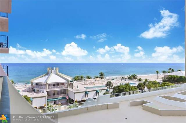 101 Briny Ave #804, Pompano Beach, FL 33062 (MLS #F10203270) :: Green Realty Properties