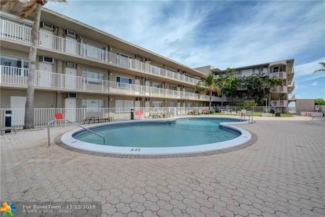 1480 S Ocean Blvd #309, Pompano Beach, FL 33062 (MLS #F10203318) :: The O'Flaherty Team