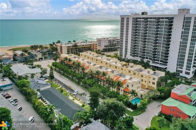 3224 NE 6th St #3224, Pompano Beach, FL 33062 (MLS #F10203332) :: Green Realty Properties