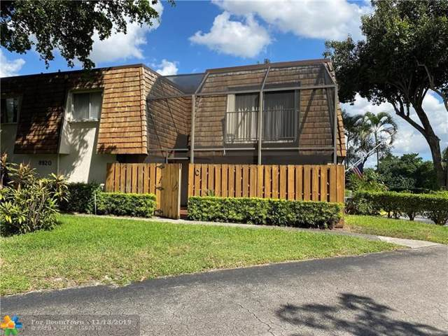 8920 SW 20th Pl C-22, Davie, FL 33324 (MLS #F10203377) :: Berkshire Hathaway HomeServices EWM Realty