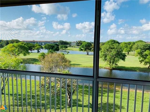 13155 SW 7th Ct 405E, Pembroke Pines, FL 33027 (MLS #F10203388) :: Green Realty Properties