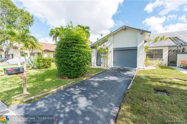 8122 NW 100th Dr #8122, Tamarac, FL 33321 (MLS #F10203395) :: Castelli Real Estate Services