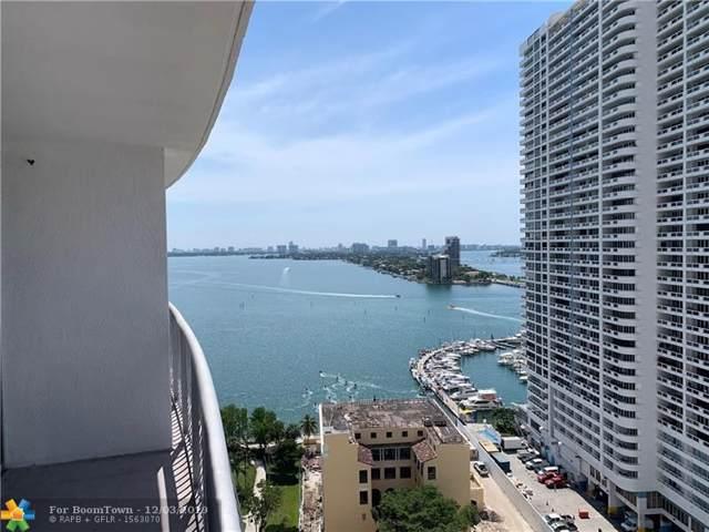 1750 N Bayshore Dr #2106, Miami, FL 33132 (MLS #F10203403) :: Berkshire Hathaway HomeServices EWM Realty