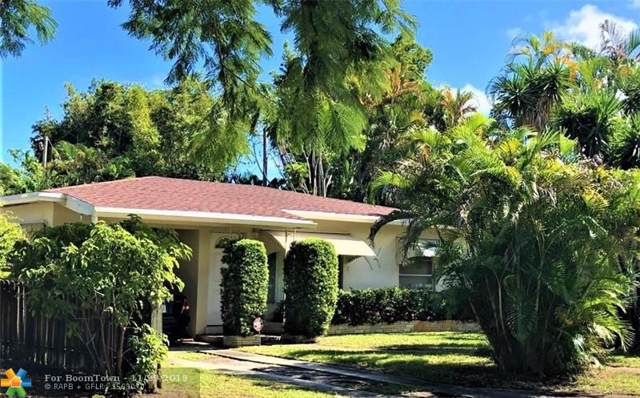 1408 NE 17th Ave, Fort Lauderdale, FL 33304 (MLS #F10203412) :: Patty Accorto Team