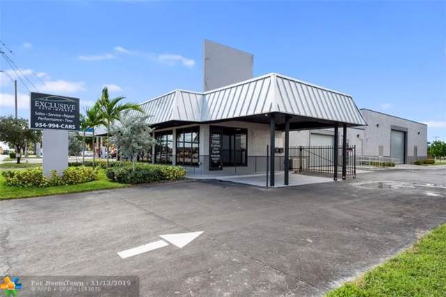 1441 S Powerline Rd, Pompano Beach, FL 33442 (MLS #F10203417) :: Lucido Global