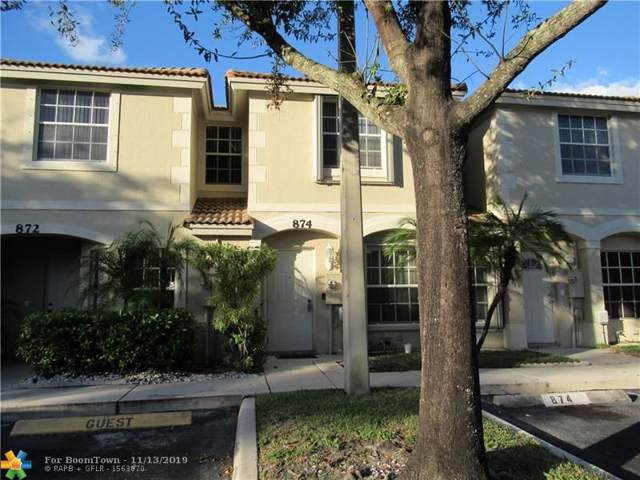 874 Summit Lake Dr #874, West Palm Beach, FL 33406 (MLS #F10203436) :: RICK BANNON, P.A. with RE/MAX CONSULTANTS REALTY I