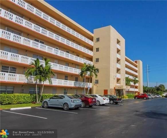 101 SE 3 AV #301, Dania Beach, FL 33004 (MLS #F10203463) :: United Realty Group