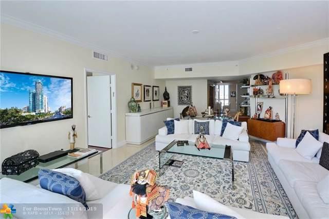 333 Las Olas Way #1006, Fort Lauderdale, FL 33301 (MLS #F10203510) :: Green Realty Properties