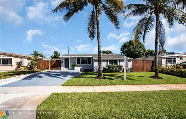 5900 NE 2nd Ter, Oakland Park, FL 33334 (MLS #F10203573) :: GK Realty Group LLC