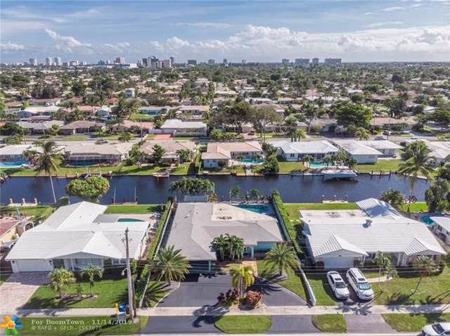 6260 NE 19th Ave, Fort Lauderdale, FL 33308 (MLS #F10203595) :: The O'Flaherty Team