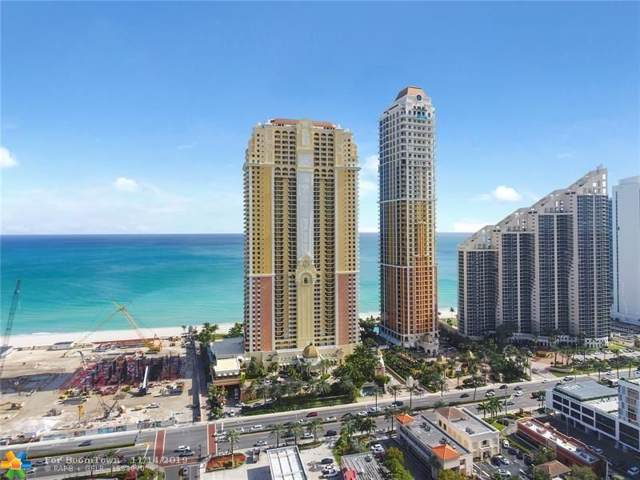 17875 Collins Ave #1705, Sunny Isles Beach, FL 33160 (MLS #F10203621) :: Castelli Real Estate Services