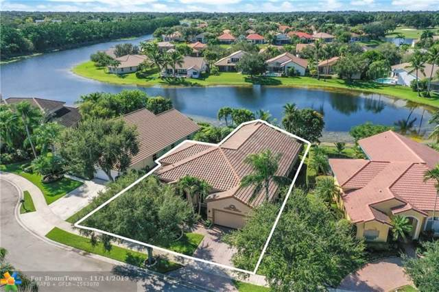 2675 Palmer Pl, Weston, FL 33332 (MLS #F10203644) :: Green Realty Properties