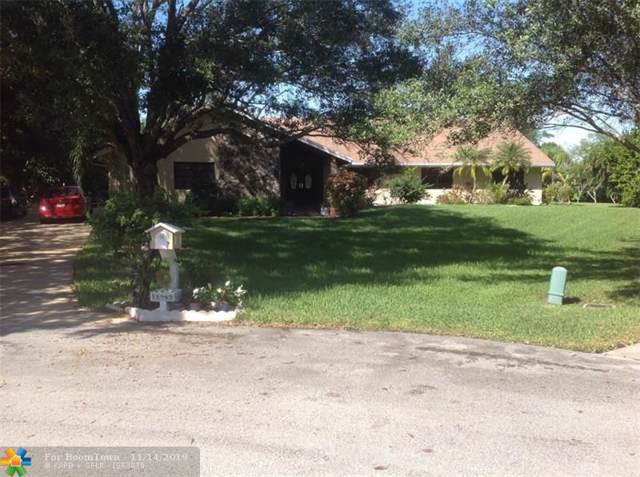 11945 SW 44th Street, Davie, FL 33330 (MLS #F10203655) :: Castelli Real Estate Services