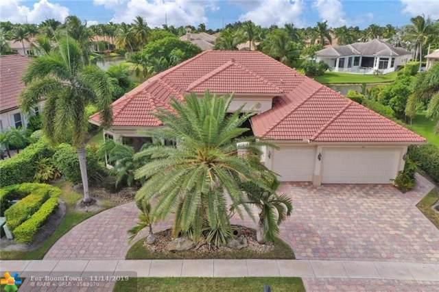 707 Coconut Palm Ter, Plantation, FL 33324 (MLS #F10203656) :: Laurie Finkelstein Reader Team